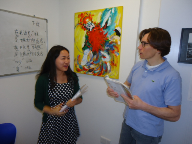 Individual Chinese classes in Shanghai