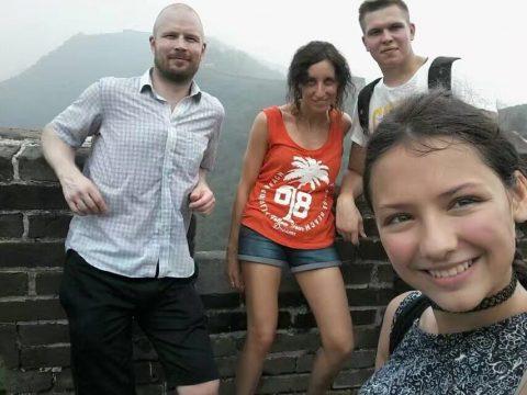 Exploring the Great Wall of China