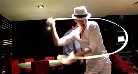 Hai Di Lao Güveç - Noodle Dansı
