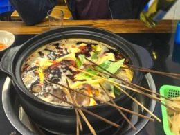 Çin Yemekleri - Chuan-Chuan