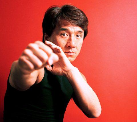 Çince İsimler - Jackie Chan