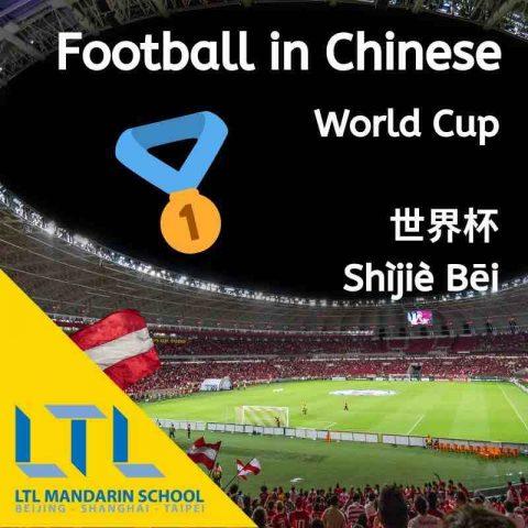 Çince Futbol - Dünya Kupası