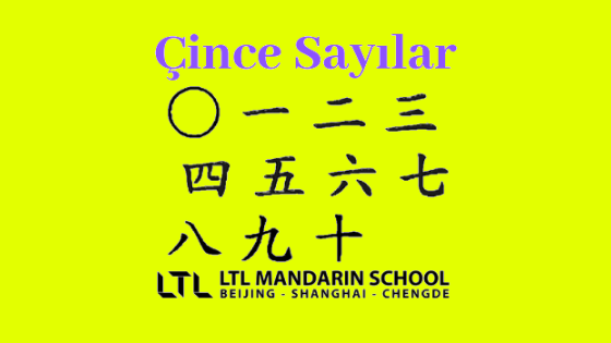 Çince Sayılar – LTL'ın Çince Sayılar Kılavuzu