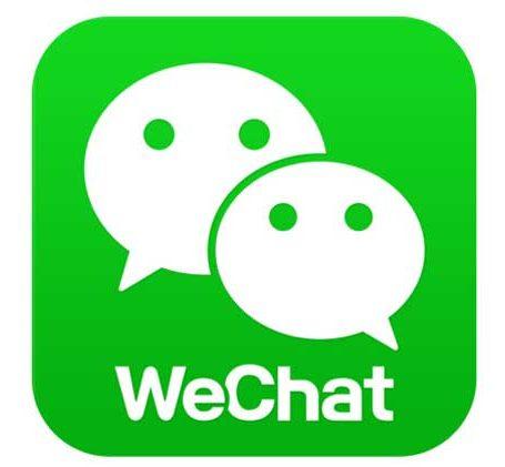 WeChat - Çin'de en popüler mobil uygulamalar