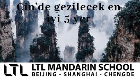 Çin'de Gezilecek Yerler – Çin'in En Güzel 5 Manzarası