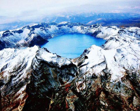 Çin'de Gezilecek Yerler - Cennet Gölü, Changbaishan