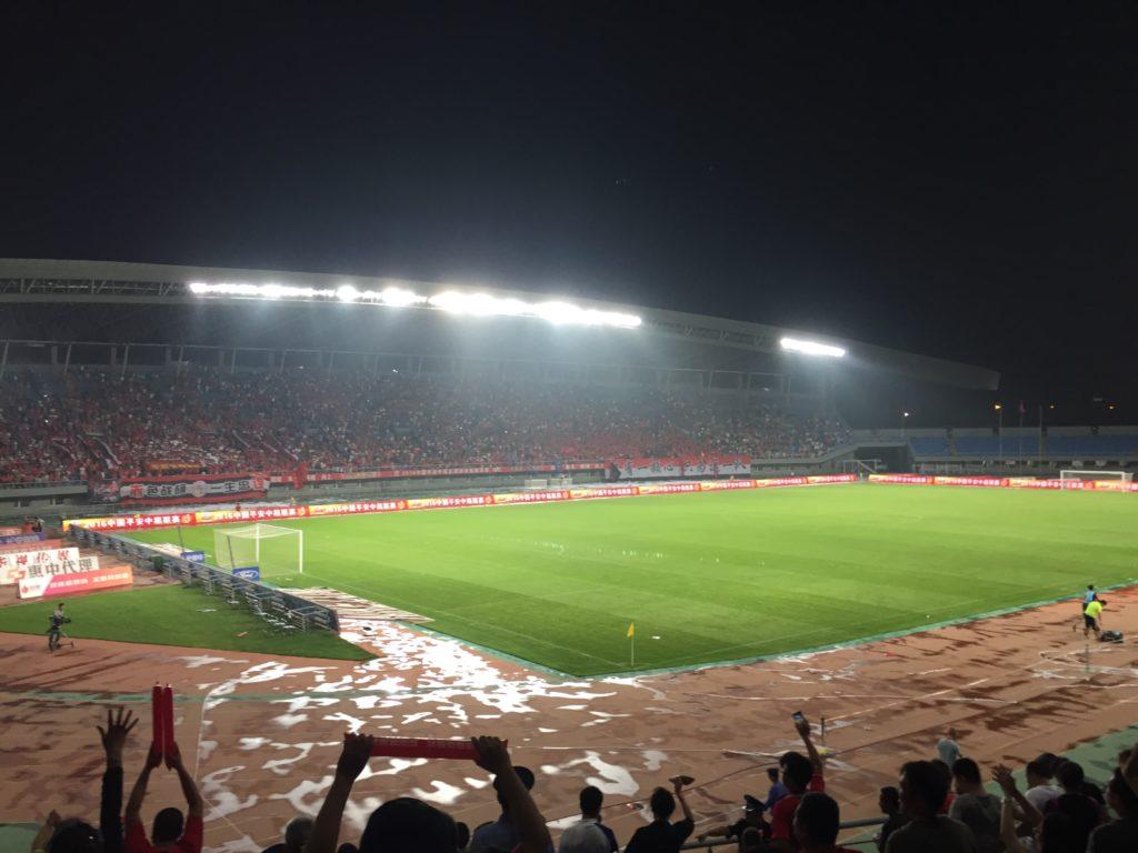 2016 Çin Süper Ligi Liaoning Hongyun - Shanghai SIPG FC