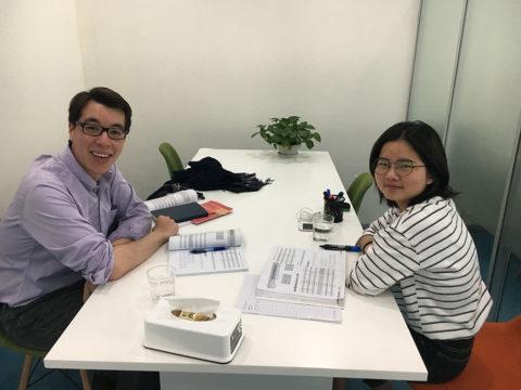Çin'de Çince Öğrenin