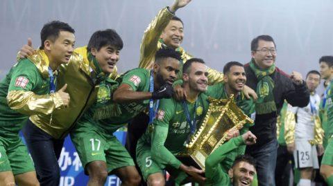 Beijing Guo'an - 2018 Çin Şampiyonu