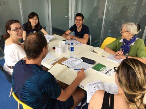 Chengdu'da Çince Öğrenmek - Grup Dersleri