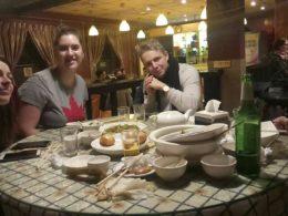 Pekin'de Çin Mutfağı