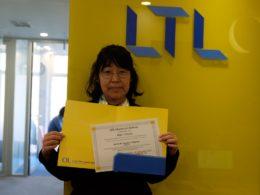 Japonya'dan Maki LTL Dil Okulunda