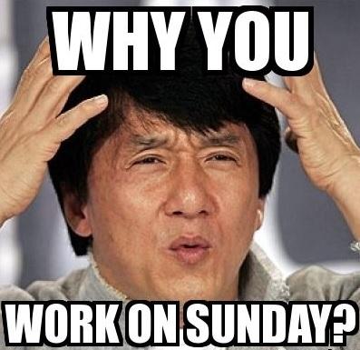 Çin Resmi Tatiller - Dikkat ediniz, Pazar her an iş gününe dönebilir