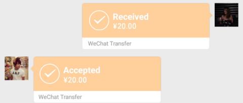WhatsApp mı WeChat mı LTL - Para Transferi
