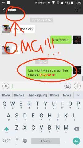 WhatsApp mı WeChat mı LTL - Resmi Düzenle