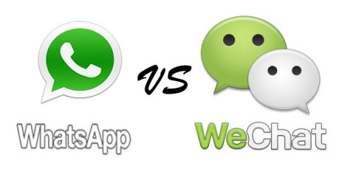 WhatsApp vs WeChat LTL