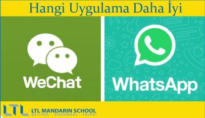 WhatsApp mı WeChat mi? Hangi Uygulama Daha İyi?