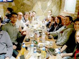 Öğrenciler restoran seçimlerinden memnun kaldı