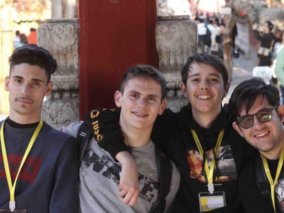 Çin'e Okul Gezisi-Pekin LTL