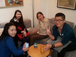 Pekin'de Çince öğretmenlerimiz