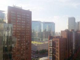 Pekin çatı manzarası