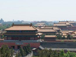 Pekin manzarası