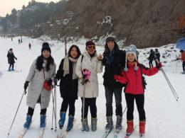 Chengde'de Çini yaşayın