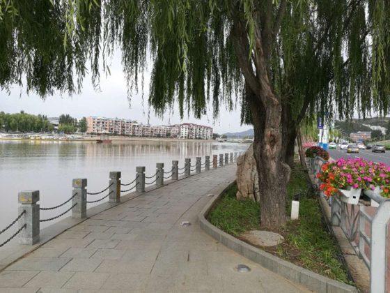 Chengde'de yürüyüş