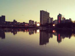 Chengde Günbatımı