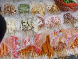 Chengde sokak yemekleri