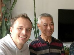 Chengde Aile Yanı Konaklama yemek