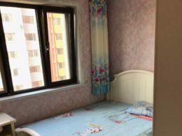 Chengde Aile Yanı Konaklama yatak odası