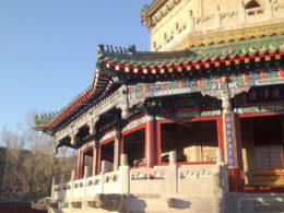 Chengde'de dünya mirası alanları