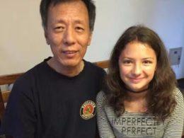 Evsahibi babası ile Lodice