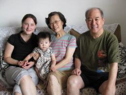 Pekin'de Aile Yanı Konaklama
