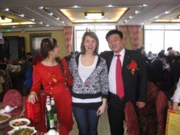 Chengde'de 7/24 Çince