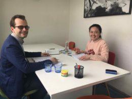 LTL Şanghay'da Çince Kursları