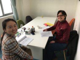 LTL Çince Dil okulunda birebir özel ders