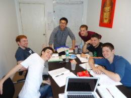LTL Pekin'de Küçük Grup Dersi