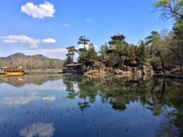 Chengde manzarası