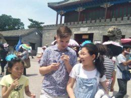 Chengde'in sunduğu imkanları keşfederken