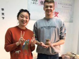 Chengde'de çömlekçilik