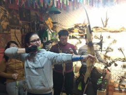 Chengde'de Okçuluk