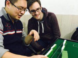 Chengde'de Çin oyunlarını öğrenin