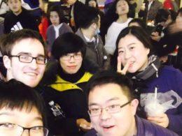 Chengde'de eğlence
