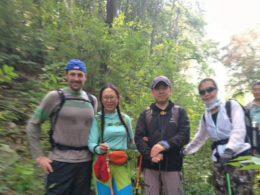 Chengde'de trekking