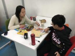 Şanghay'da birebir özel ders