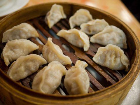 En Lezzetli Çin Yemekleri - Çin Mantısı
