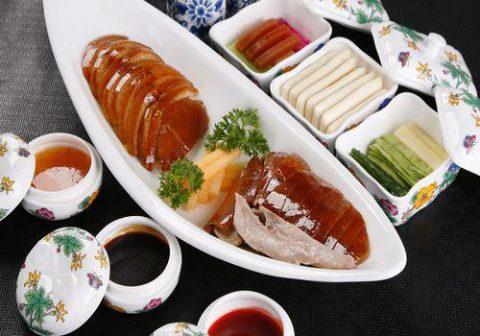 Çin mutfağı- Pekin Ördeği