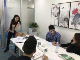 Şanghay'da küçük grup dersleri